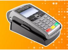 Terminal płatniczy do transakcji bezgotówkowych