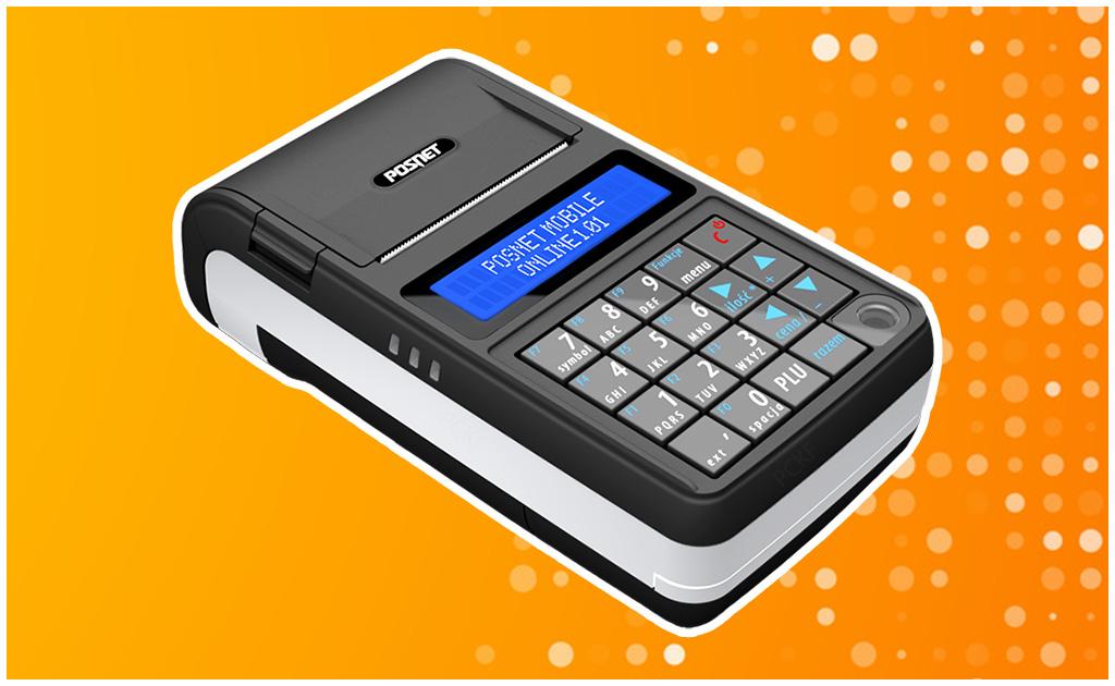 Mobile Online - kasa fiskalna od Posnet