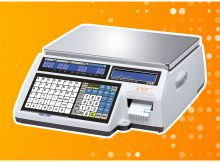 Wagi elektroniczne Cas - różne modele